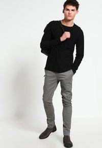 Minimum - NORDEN - Chino - silver grey - 1