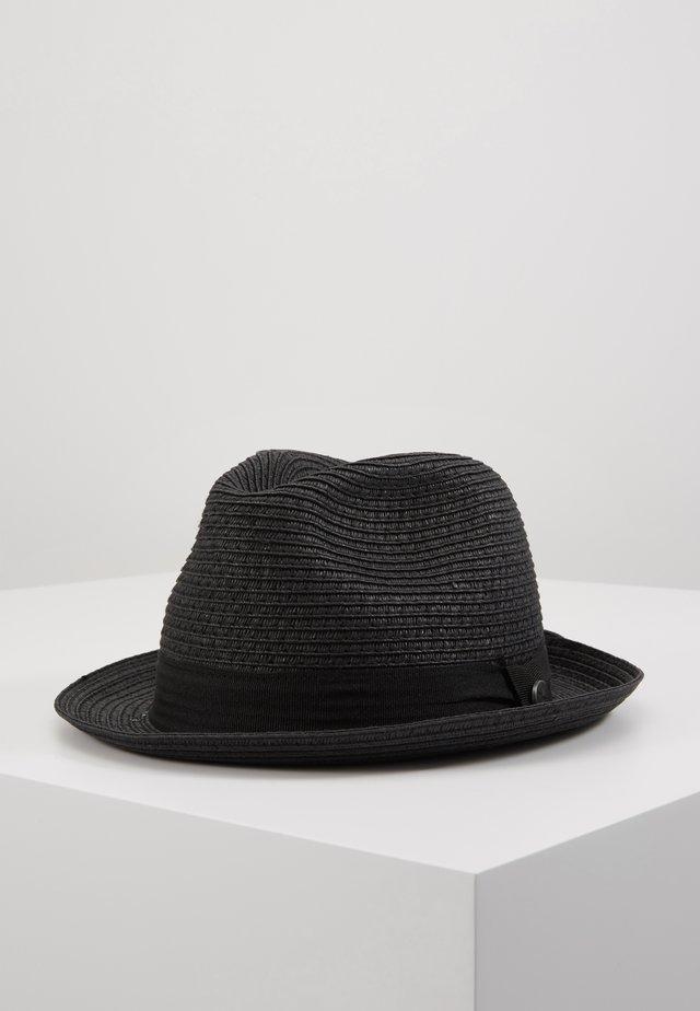TRENTO - Hat - black