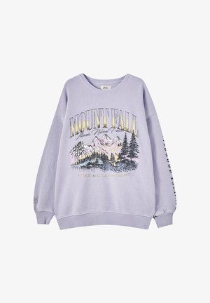 Sweater - mauve