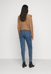 Object Tall - OBJVINNIE MOM - Vaqueros boyfriend - medium blue denim - 2