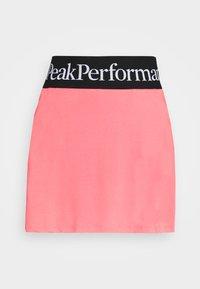 Peak Performance - TURF SKIRT - Sports skirt - alpine flower - 3
