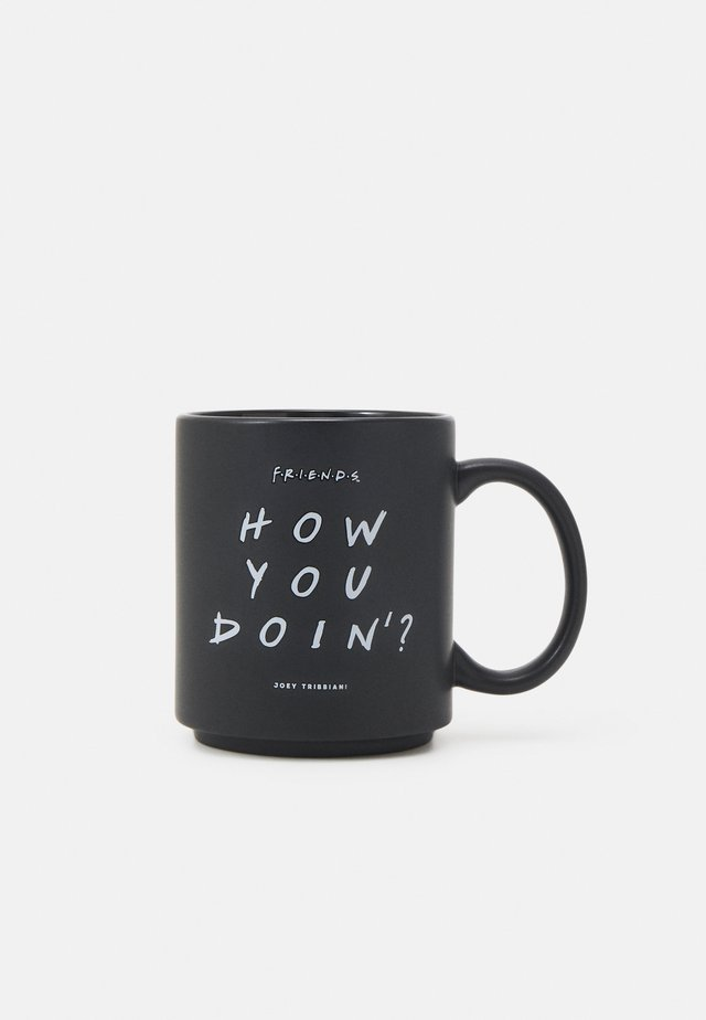DAILY MUG UNISEX 4 PACK - Other accessories - black