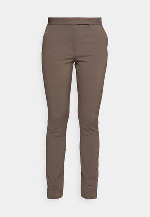 TAIKA - Trousers - mud