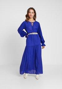 Selected Femme Petite - SLFWILLOW DRESS - Maxiklänning - clematis blue - 2