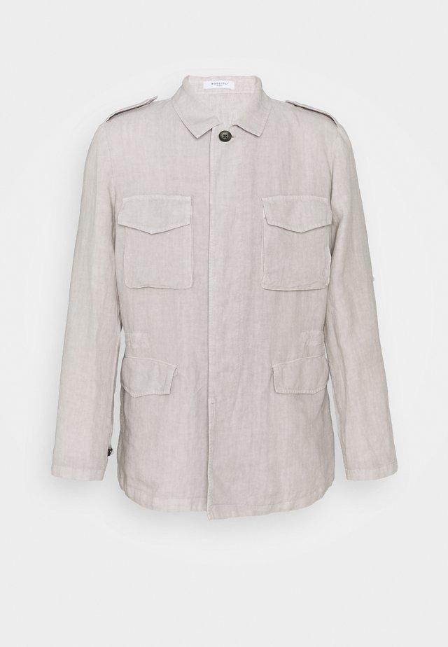 Korte jassen - light grey