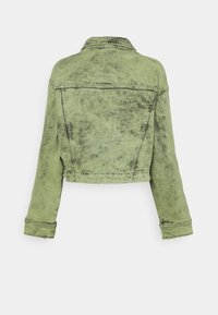 BLANCHE - AVIDA JACKET - Denim jacket - green - 1