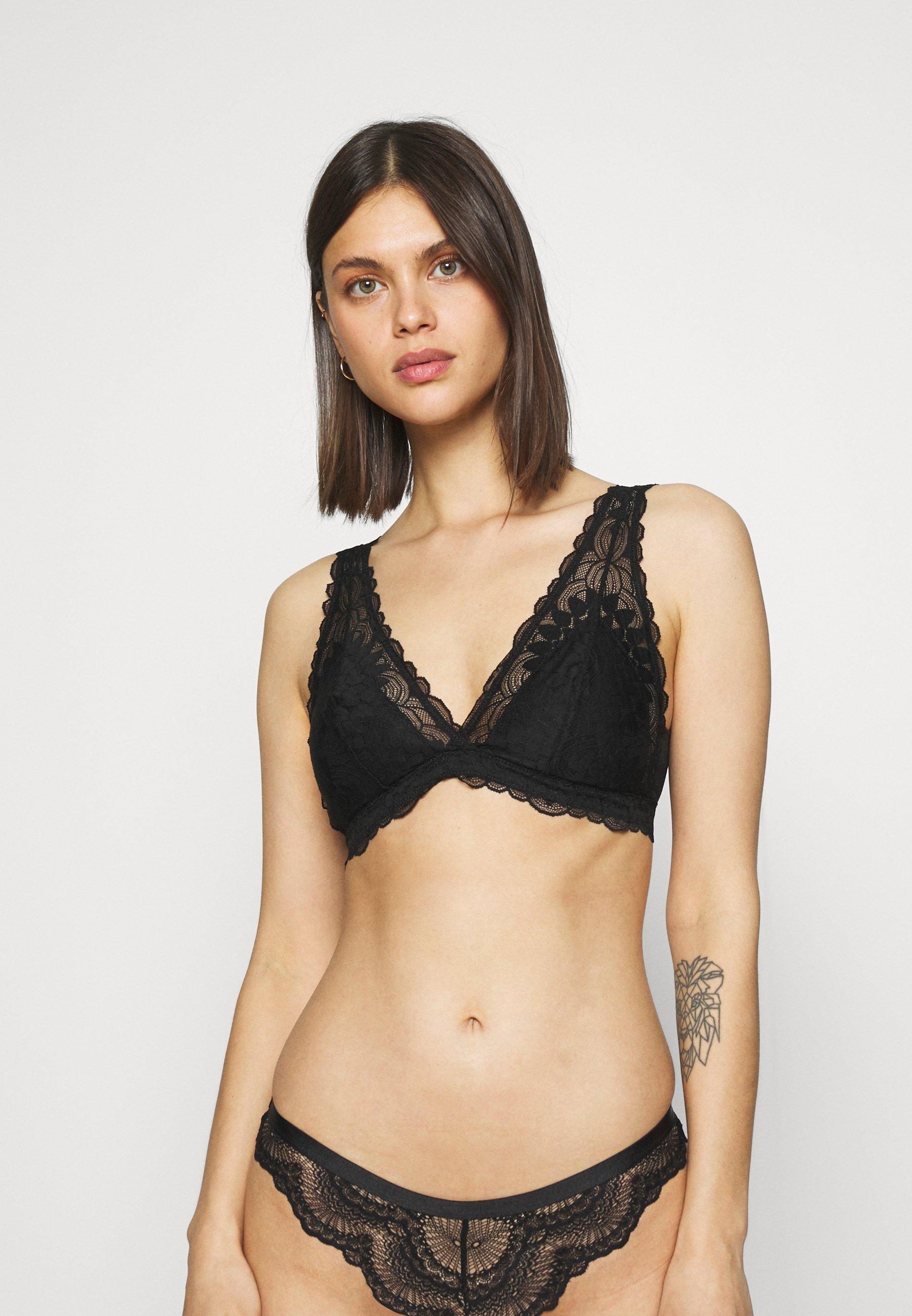 Women TRIBAL PLUNGE PADS - Triangle bra