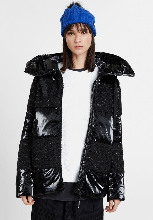 ALFA - Winter jacket - black