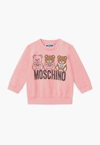 MOSCHINO - Sweatshirts - sugar rose - 0