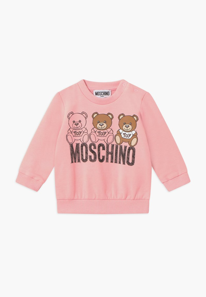 MOSCHINO - Sweatshirts - sugar rose