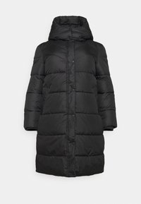 MY TRUE ME TOM TAILOR - LONG JACKET - Winter coat - deep black - 5