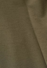 Esprit Collection - SOFT PUNTO - Broek - dark khaki - 9