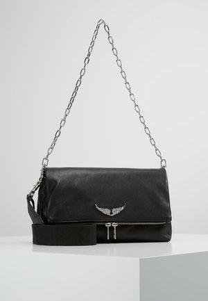 ROCKY - Handbag - black