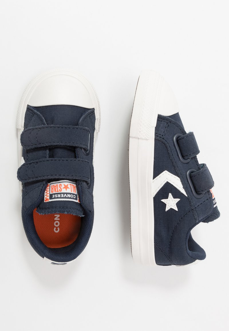 Converse - STAR PLAYER - Sneakers laag - obsidian/vintage white