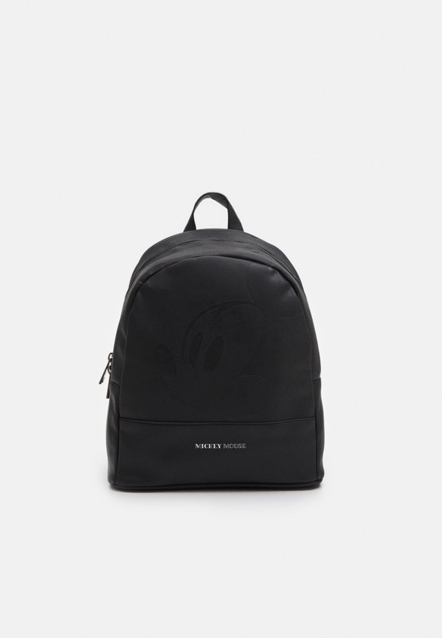 BACKPACK MICKEY MOUSE MOST WANTED ICON - Plecak - black