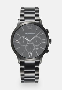 Emporio Armani - Kronograf - black - 0