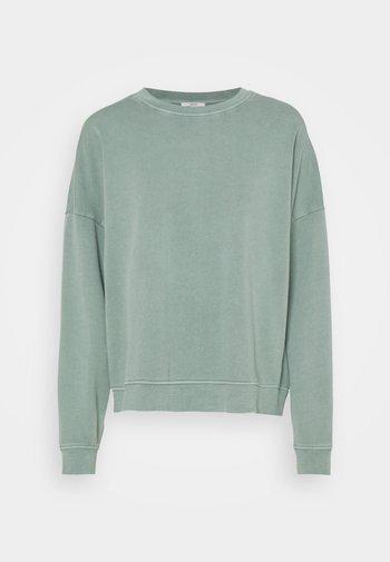 FLOW - Sweatshirt - turquoise