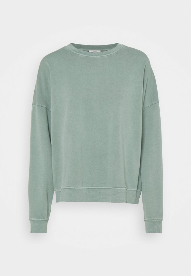 FLOW - Sweater - turquoise
