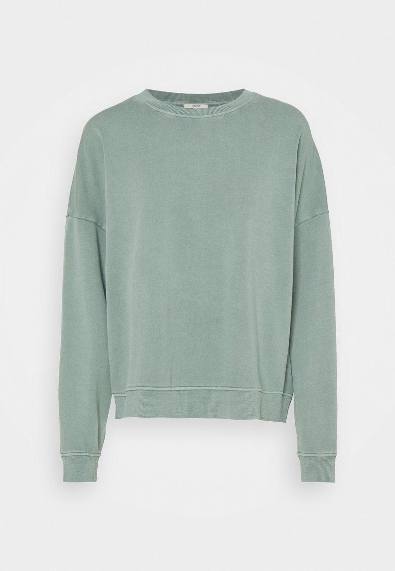 Esprit - FLOW - Sweatshirt - turquoise