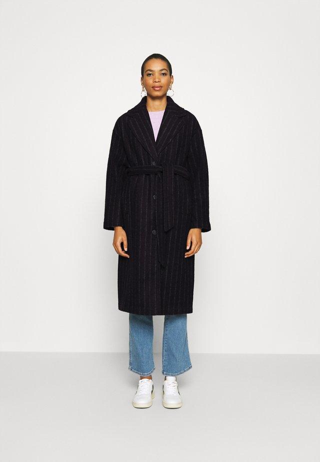 ALLY - Płaszcz wełniany /Płaszcz klasyczny - navy