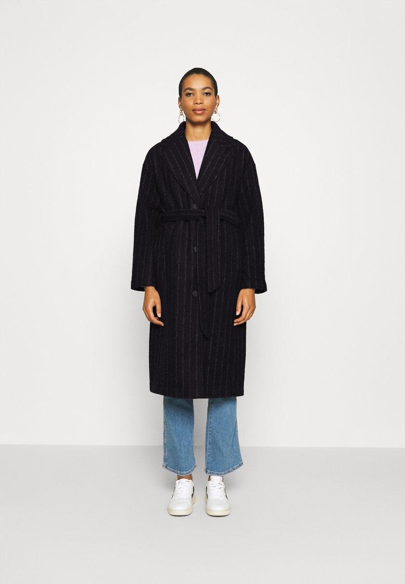 Spoom - ALLY - Classic coat - navy