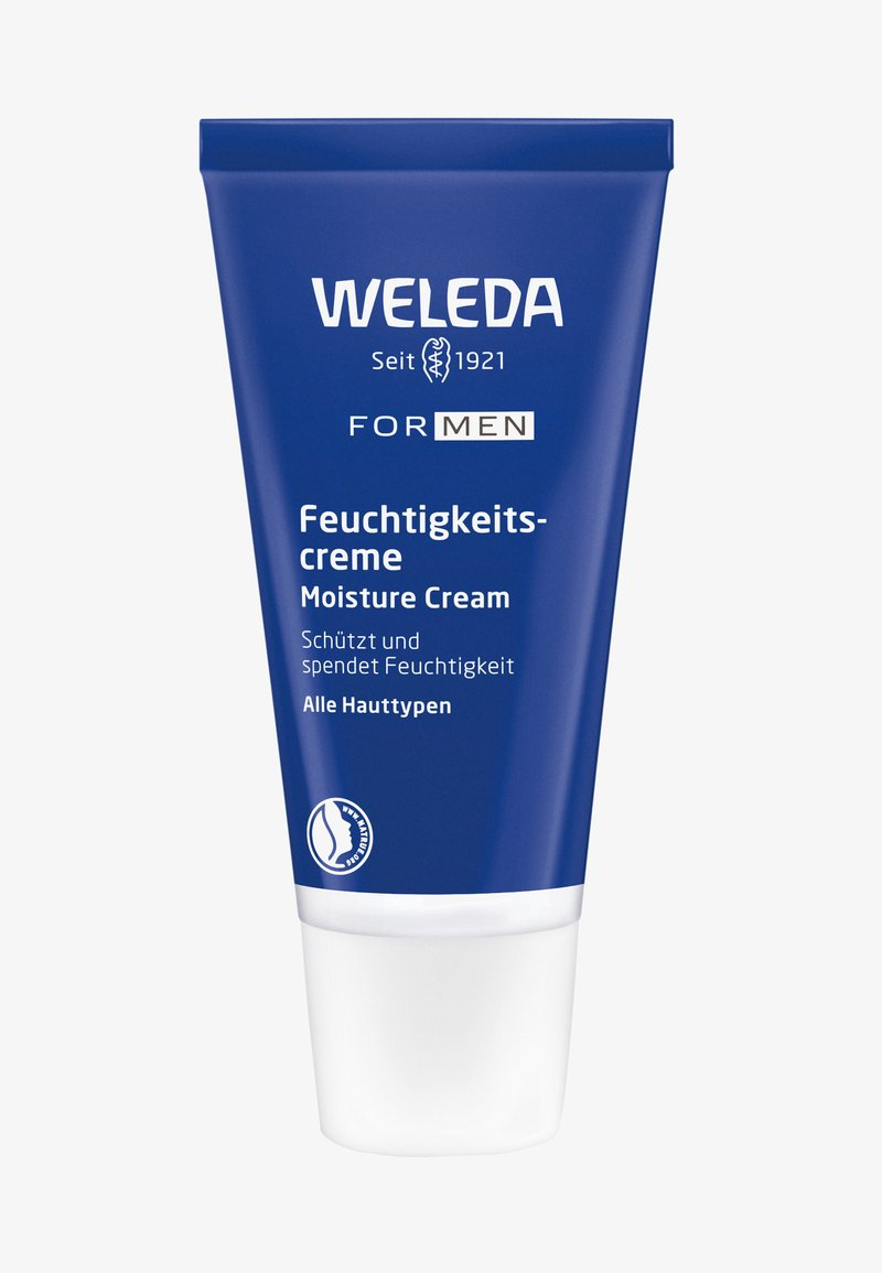 Weleda - WELEDA FOR MEN FEUCHTIGKEITSCREME  - Moisturiser - -
