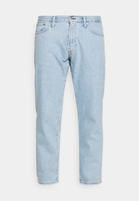 CROP FIT - Relaxed fit jeans - light wash