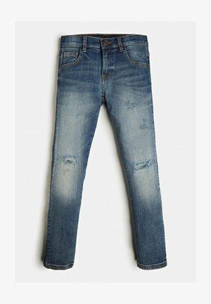 VINTAGE - Jeans Skinny Fit - blau