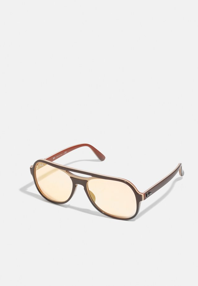 Sluneční brýle - dark brown/light brown