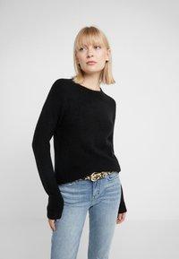 Bruuns Bazaar - HOLLY JOHANNE  - Jumper - black - 0
