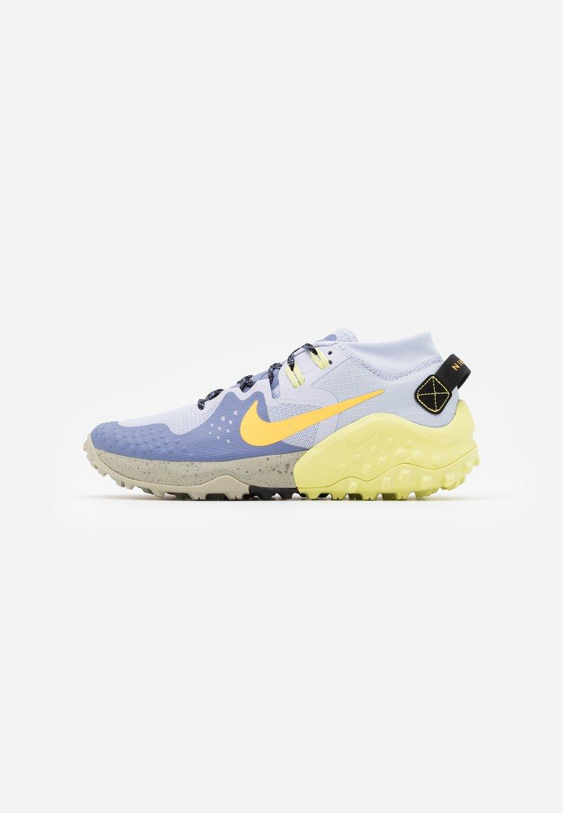 Nike Performance - WILDHORSE 6 - Zapatillas de trail running - world indigo/laser orange/ghost