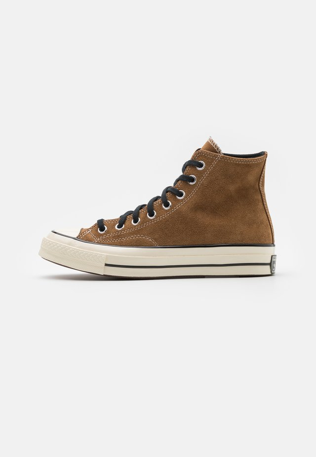 CHUCK TAYLOR ALL STAR 70 UNISEX - Zapatillas altas - clove brown/black/egret