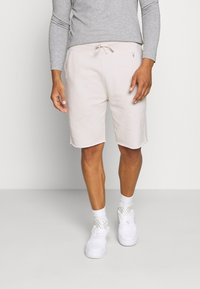 AllSaints - RAVEN  - Tracksuit bottoms - bleach grey - 0