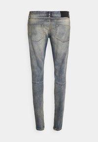 Pegador - MITU DISTRESSED - Slim fit -farkut - straw blue - 1