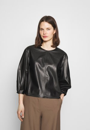 ZEDER - Blouse - black