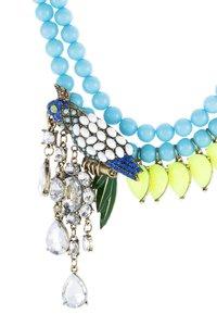sweet deluxe - Necklace - türkis/kristallfarben/multicolor - 2