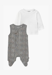 Staccato - SET - Overall / Jumpsuit - mottled grey - 0