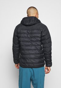 Haglöfs - DALA MIMIC HOOD MEN - Zimní bunda - true black - 2