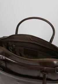 Royal RepubliQ - EXPLORER LAPTOP BAG SINGLE - Aktovka - brown - 4