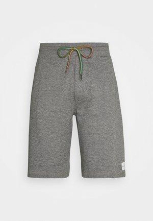 MEN SHORT - Pyžamový spodní díl - mottled grey