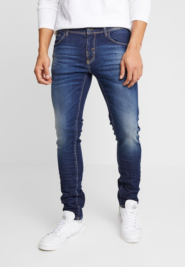 BARRET METAL - Jeans slim fit - denim blue