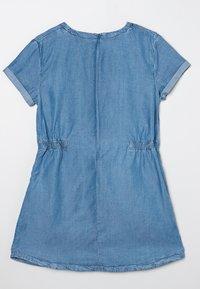 Esprit - Denim dress - blue light wash/blue - 1