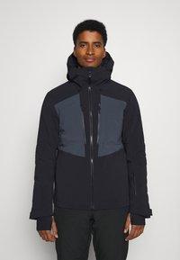 Salomon - HIGHLAND - Veste de ski - black/ebony - 0