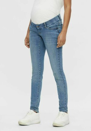 MLILLINOIS - Slim fit jeans - medium blue denim