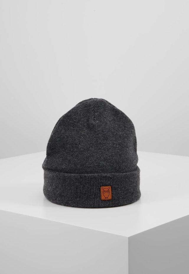 BEANIE - Mössa - dark grey
