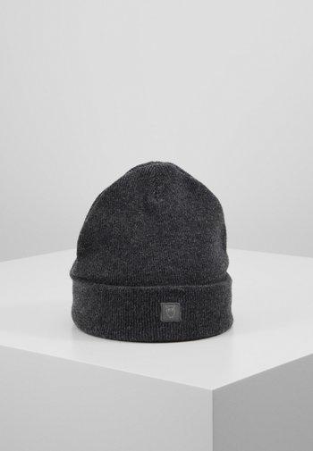 BEANIE UNISEX - Čepice - dark grey