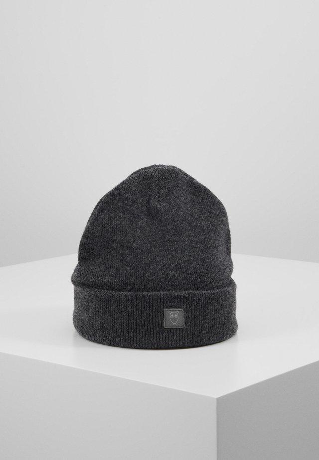 BEANIE UNISEX - Bonnet - dark grey