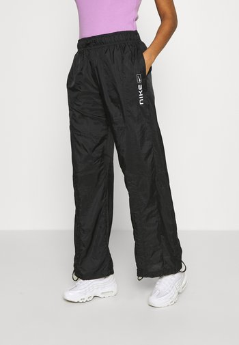 STREET PANT - Pantalones - black/white