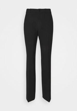 DORI  - Kalhoty - black