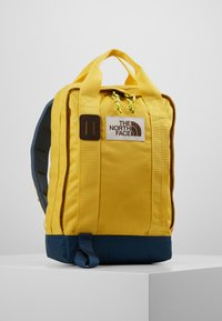 The North Face - TOTE PACK UNISEX - Reppu - yellow/blue/teal - 0